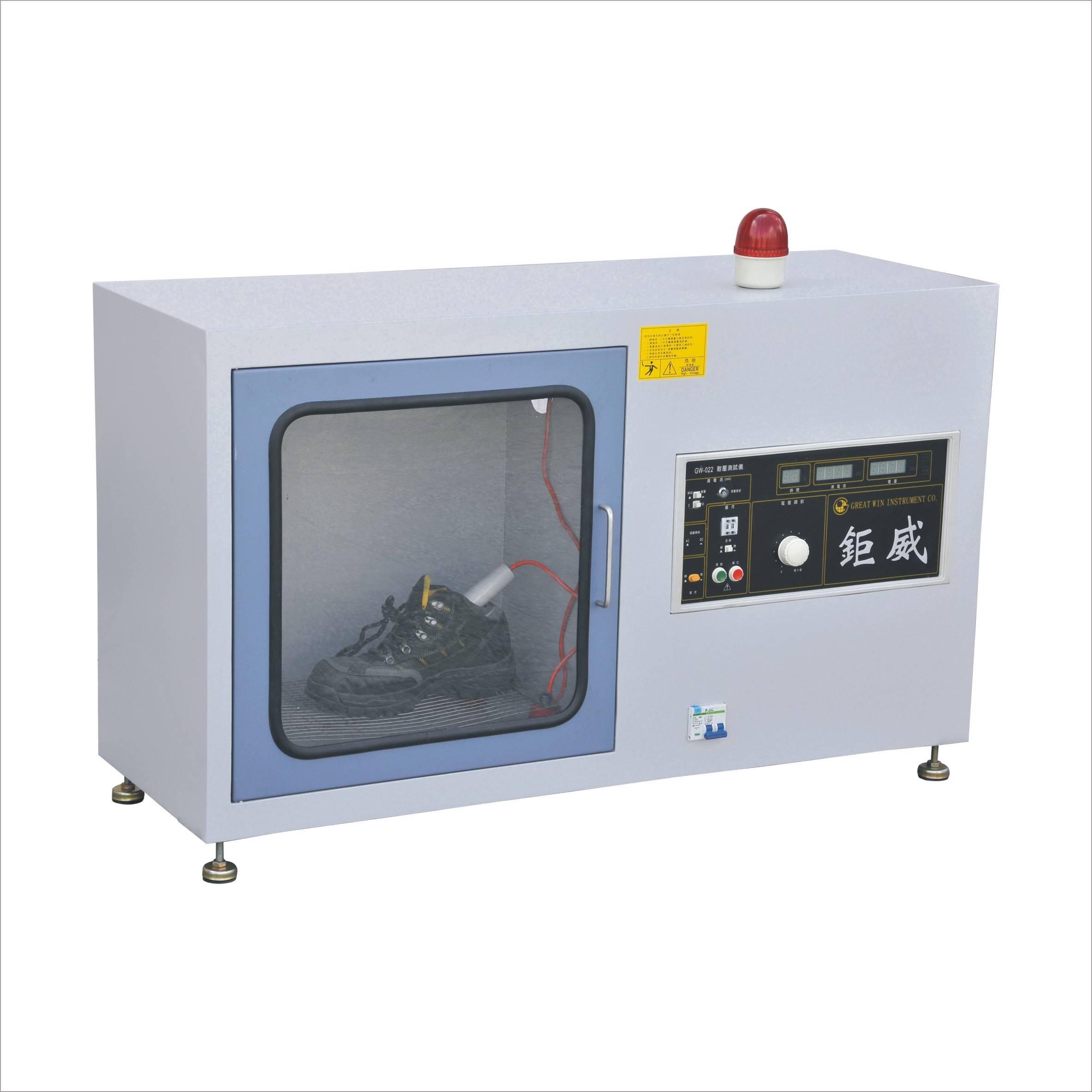GW-022 Shoe electric resistance testing machine