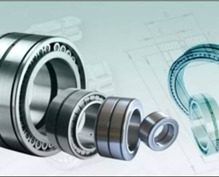 INA cylindrical roller bearings SL045009-PP