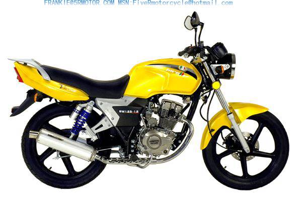 FIVE R MOTORCYCLE FR125-12,motorbikes,auto bikes,atv,dirt bikes,scooters,cub,sachs motorcycles,madas