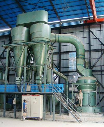 High Efficiecy mineral stone powder grinding mill machine