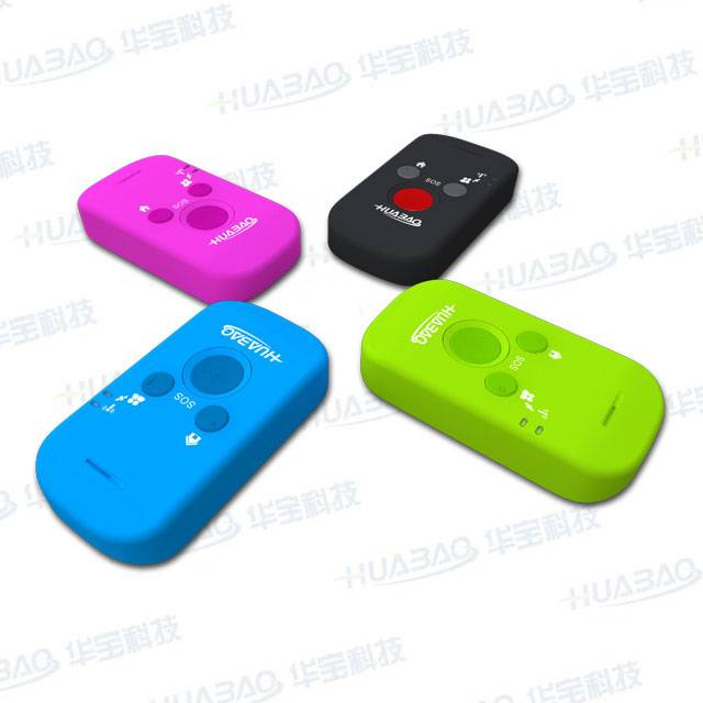 mini realtime location personal gps tracker with SOS call for kids and elders