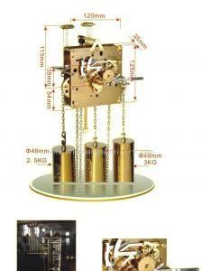 CH Clock Movement 160451
