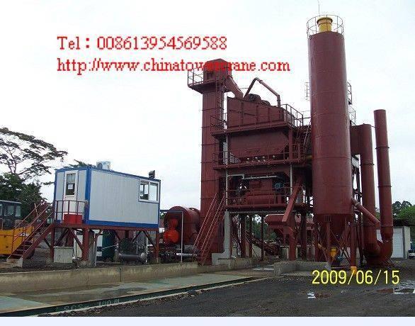 LB500 asphalt mixing plant