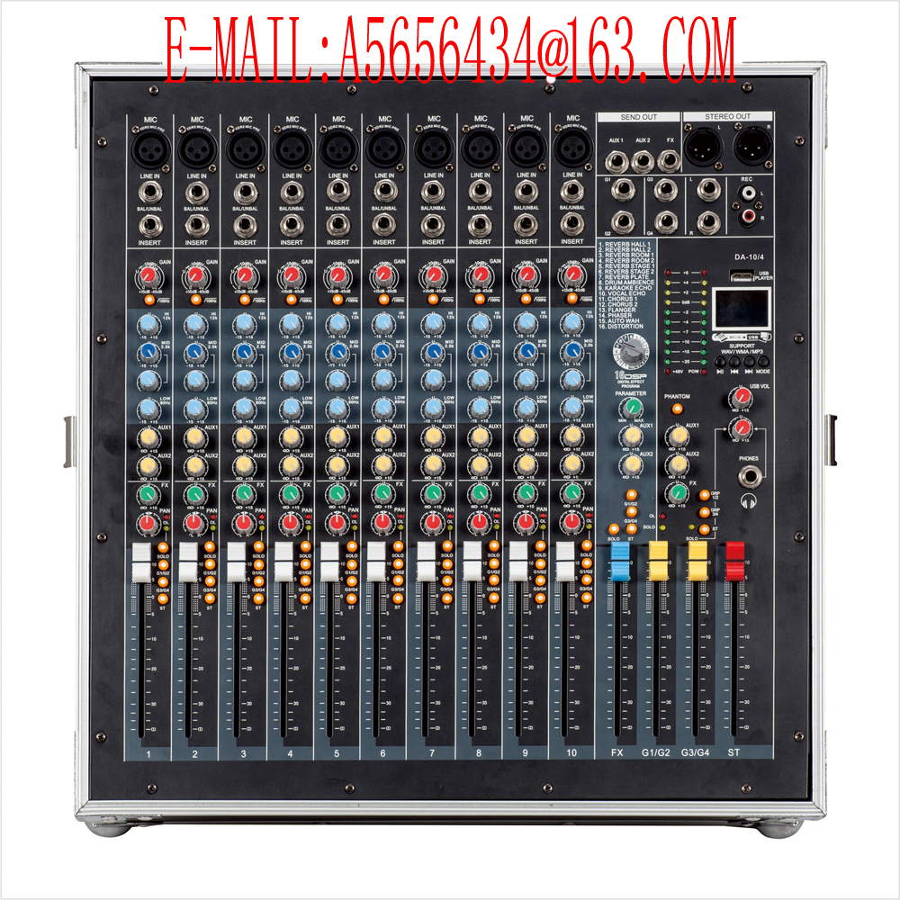 Sell DA-10/4 power mixer