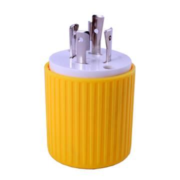 Locking Plug/American Plug, L14-20P