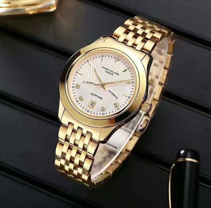Luxury style Patek Philippe watch top quality as orignal