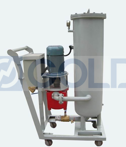 YL Series Mobile Precision Oil Filtering Unit