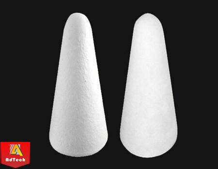 Factory price high alumina silicate tap out cone made in china