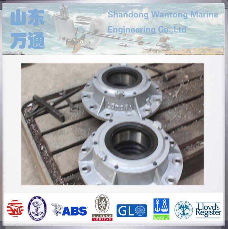 Marine upper roller rudder carrier rudder bearing for vessels