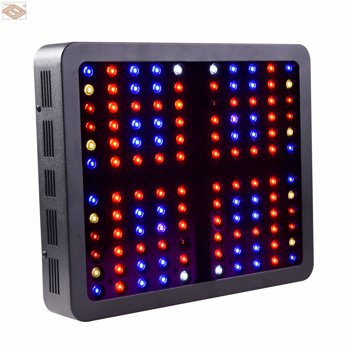 R1200W Double Chips LED Grow Light