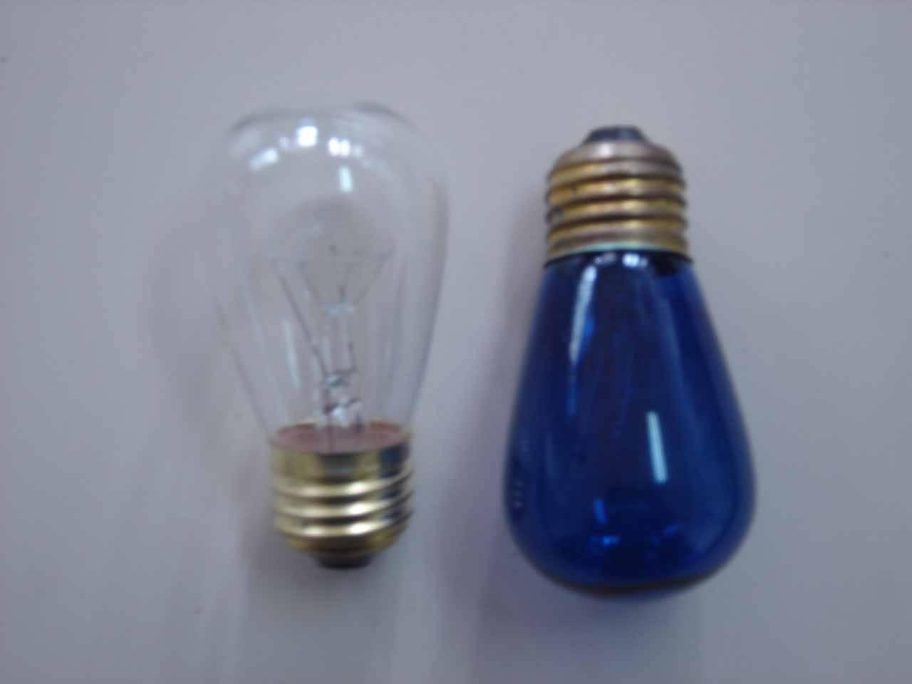 Pawpaw lamp