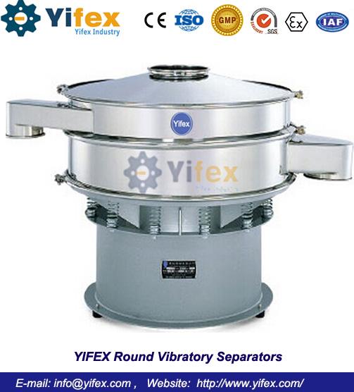YIFEX Round Vibratory Separators