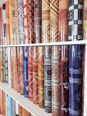 Easy Install PVC Vinyl Flooring Indoor & Outdoor