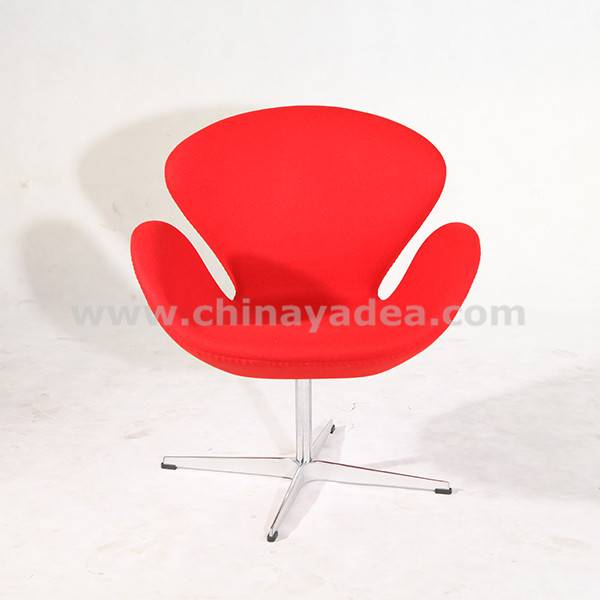 High quality Arne Jacobsen Swan Chair in Cashmere Replica
