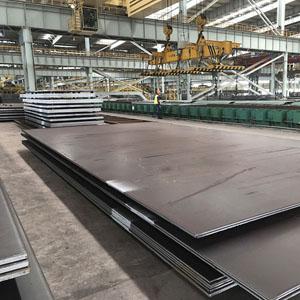 EN 10025-6 high strength steel plates S690Q, S690QL, S690QL1
