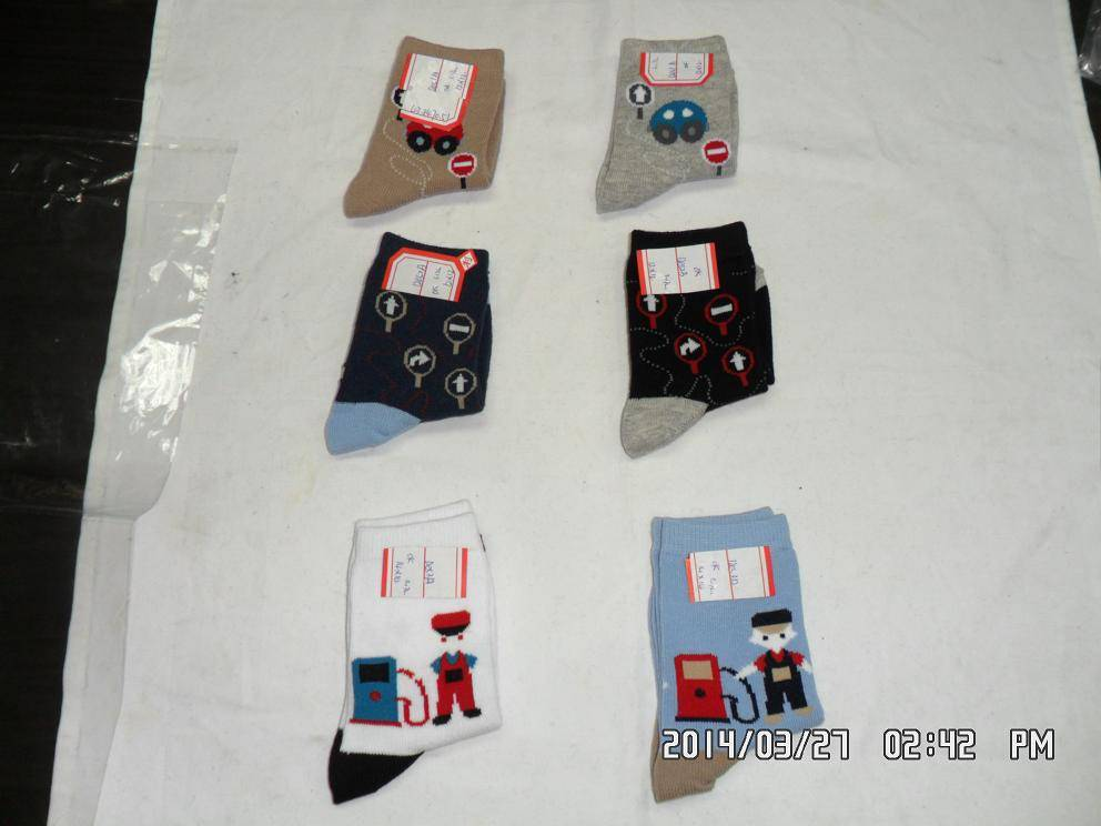 socks for baby normal leg