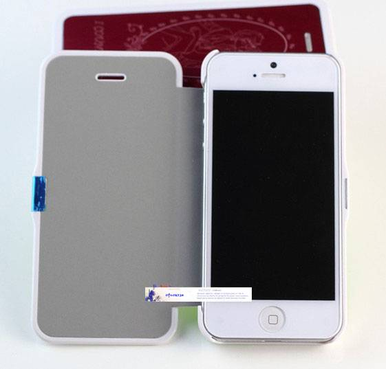 brushed metal Bracket holster case for iphone 5 metal stents holster cover