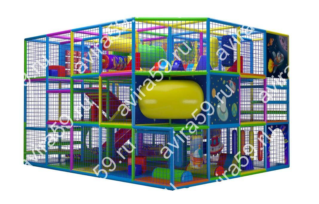 Indoor playground Space