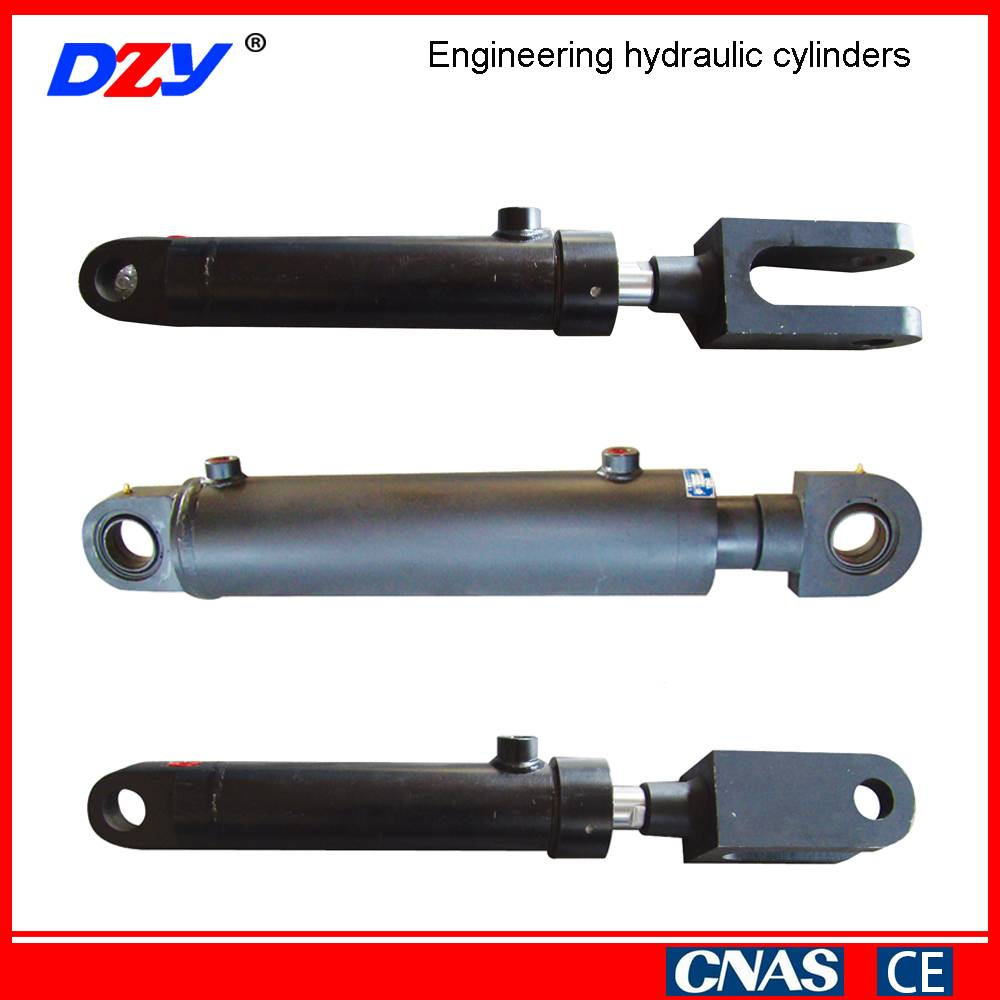 Accept customized hydraulic cylinder for trailer