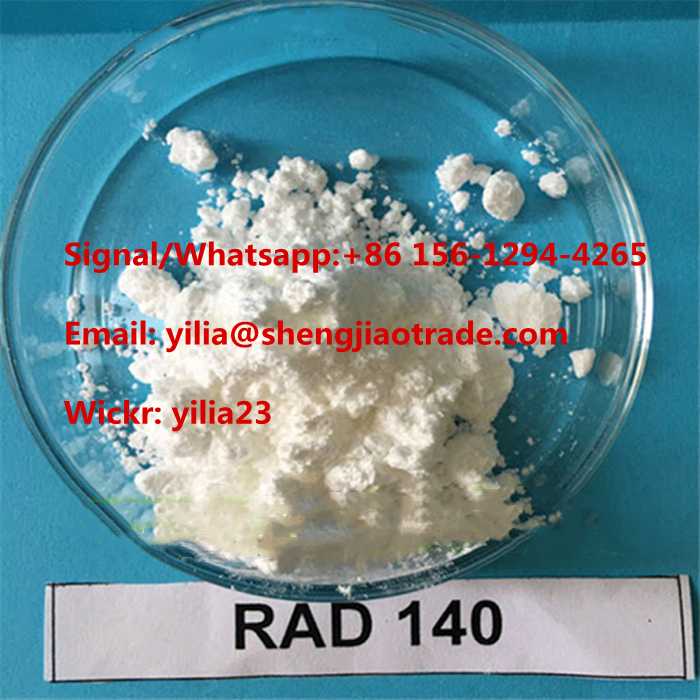 Pure 99% SARMS Raw Powder RAD-140 RAD140 powder cas 831217-01-7 for sale Wickr:yilia23