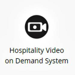 Hospitality Video on Demand System