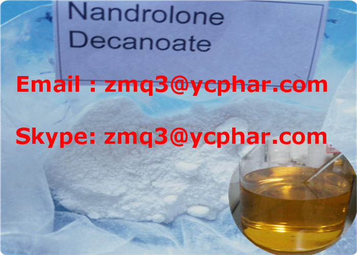 Nandrolone Decanoate Raw Steroid Powder CAS: 360-70-3