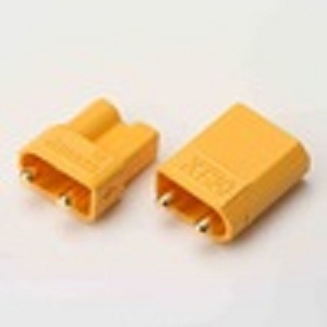 XT30U high current female controller plug, XT30 connectors
