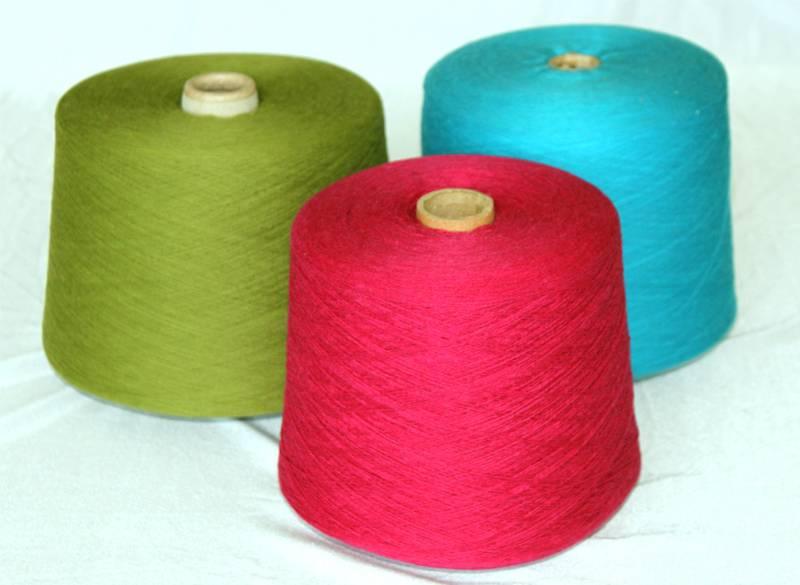 100% yak wool/cashmere yarn