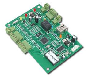 one door TCP/IP access controller panel(ST-600A)
