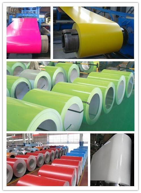 Steel Coil Type and Silicon Steel Special Use AZ30-150 cold rolled steel sheet cr hr gi ppgi gl ppgl