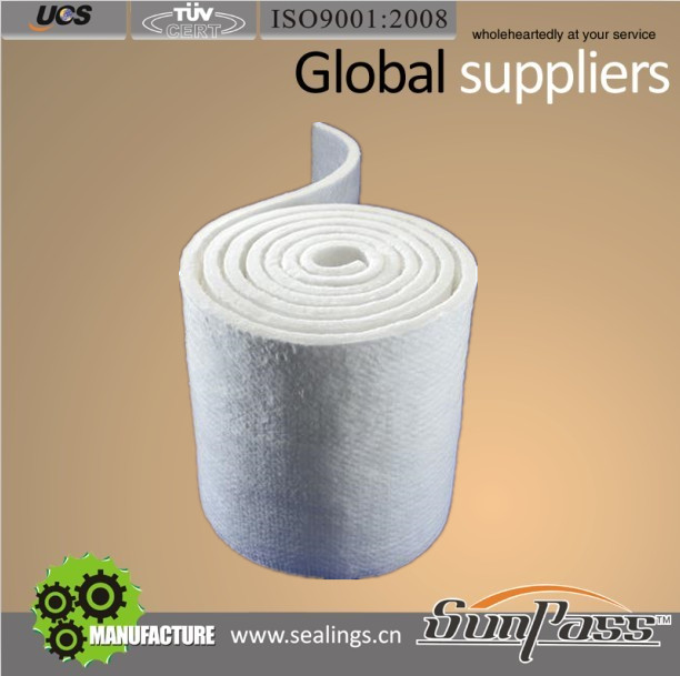 Tenglong 1260ST Ceramic Fiber Blanket