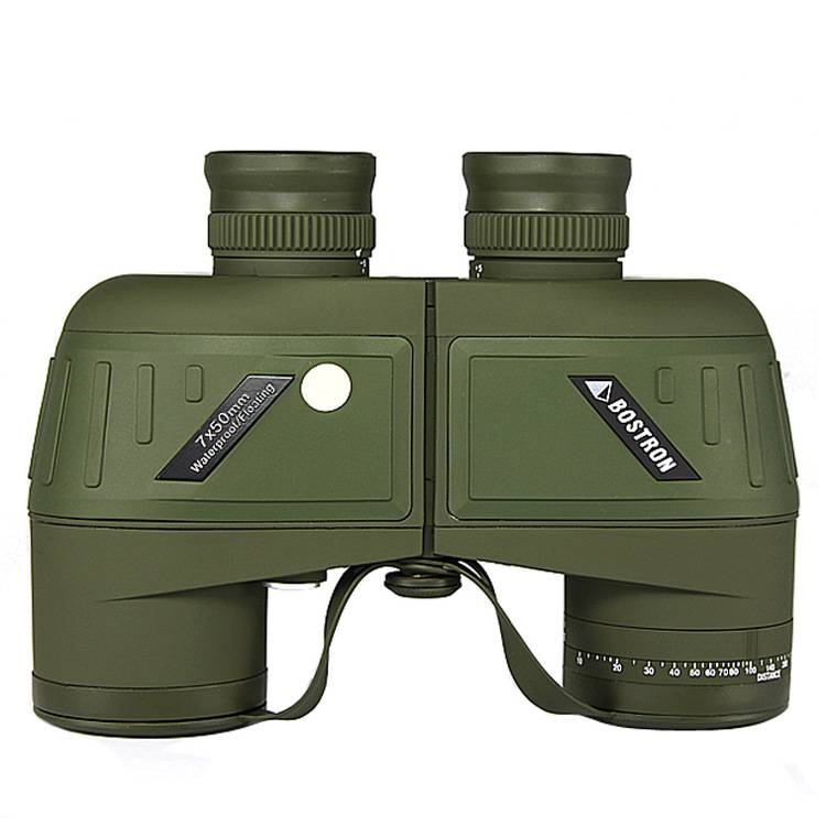 7x50 Compact Military Hunting Marine Binocular with Waterproof & Fogproof