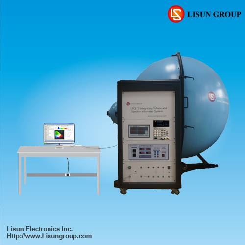 LPCE-3 CCD Spectroradiometer Integrating Sphere Compact System