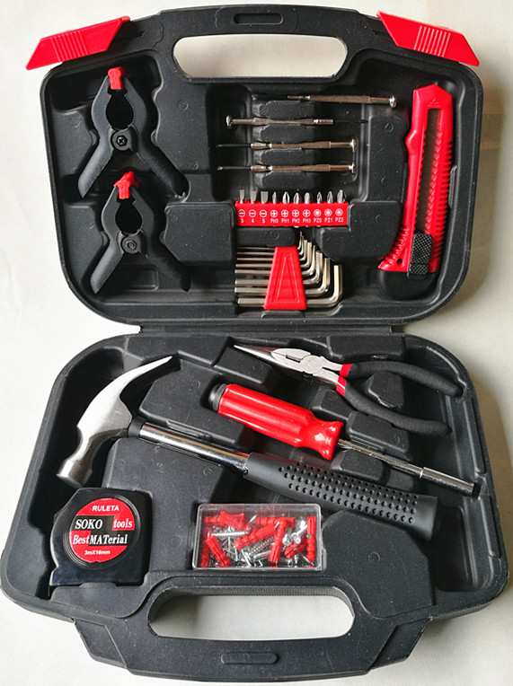 109PCS Promotional Household Tool Kit (FY109B)