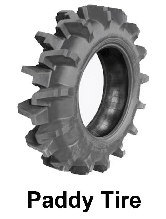 Paddy tire agricultural tyre