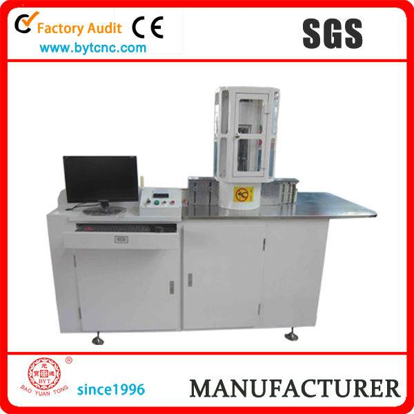 channel letter bending machine manufacturer