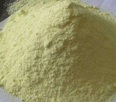 sublimation sulphur