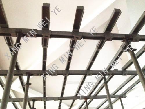 Steel Girder/Adjustable H Beam/Steel Main Beam/Slab Soffit Formwork