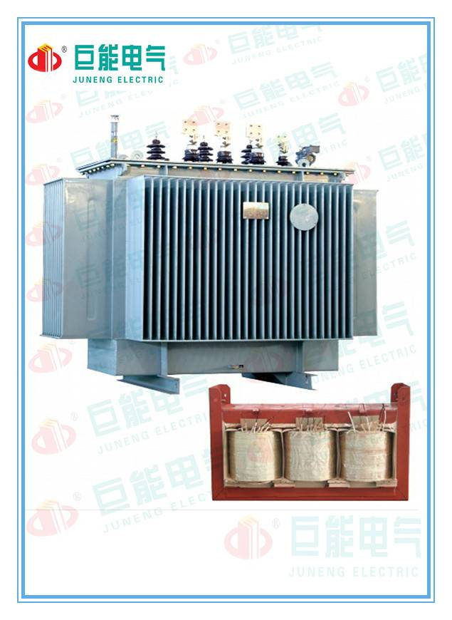 SH15 Series Amorphous Alloy Transformer