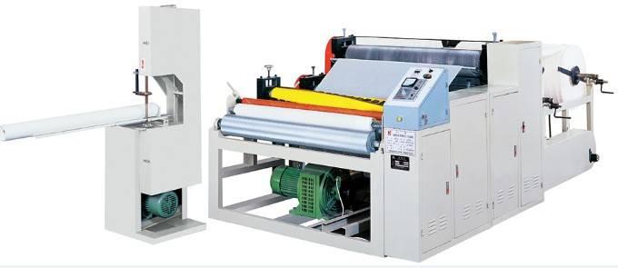 HC-1575-B Rewinding and Punching Toilet Paper Machine