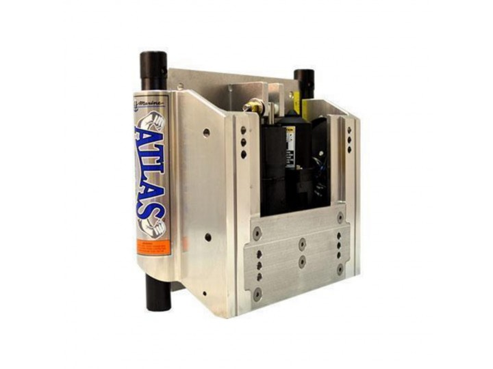 TH Marine Atlas 8 Jack Plate Standard Hydraulic Polished