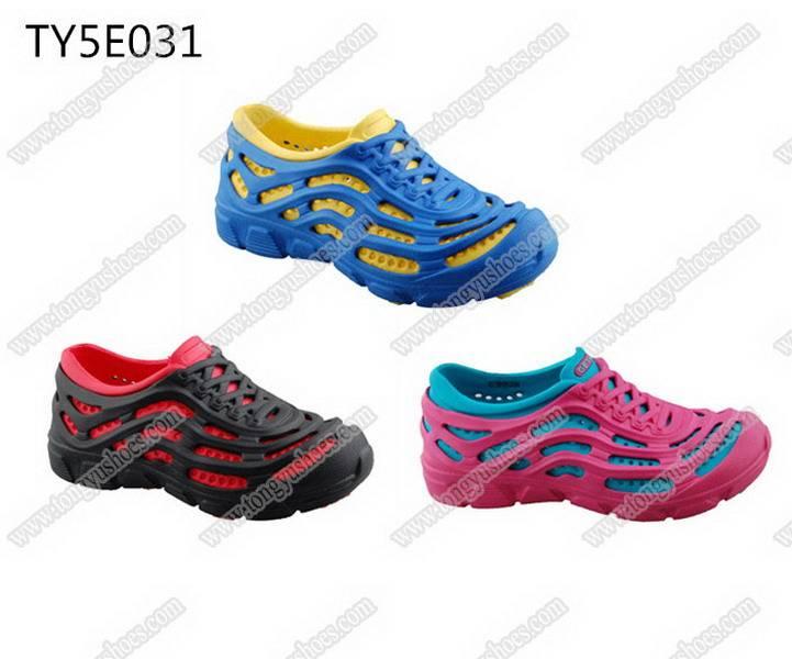 jinjiang quality mule women's aqua sport clogs shoes