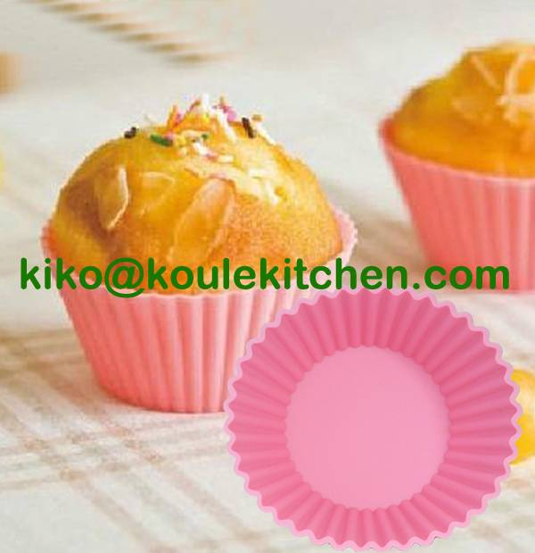 Eco-friendly silicone molds cake moulds