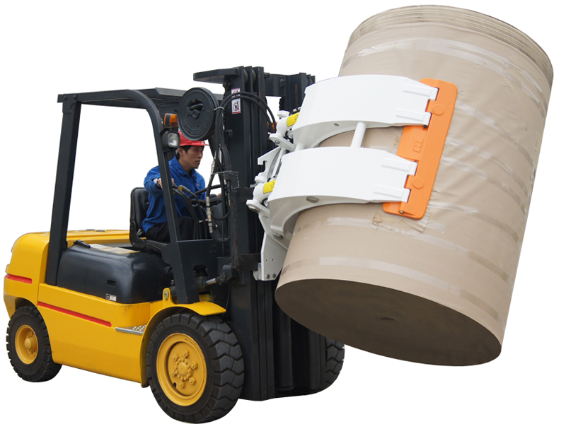 Forklift Paper Rolls Clamp Attachment
