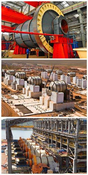 Engergy saving mining use ball mill machine