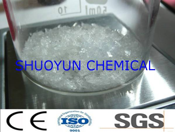 2016 High quality Silver Nitrate manufacturer price