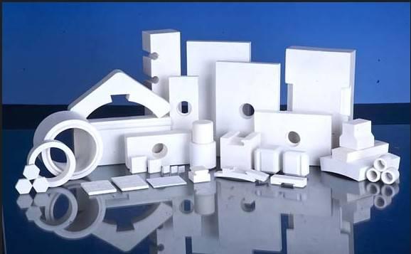 keramik alumina mengenakan-tahan dengan kualitas