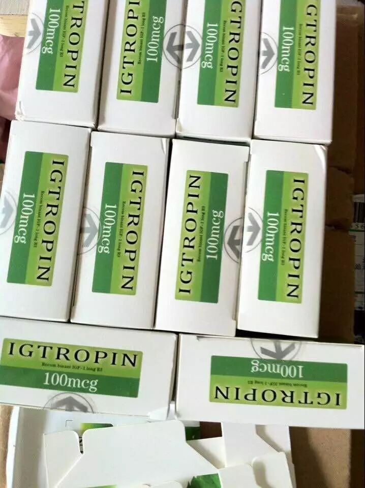 Igtropin Igtropin IGF-1 des 1 3, des 1 3 IGF-1, IGF-1 RH, IGF-2
