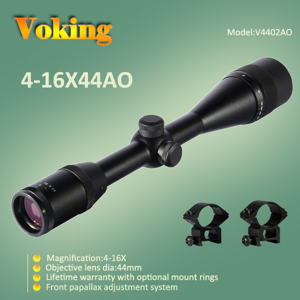 Voking 4-16X44 AO magnifier scope with your own APP