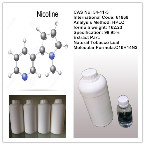 2017 Best Selling Nicotine --- Xi'an Taima Pure Nicotine (99.99% USP Grade Liquid Nicotine) HOT SELL